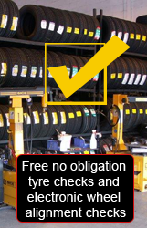 free tyre checks